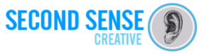 Second Sense Creative Logo